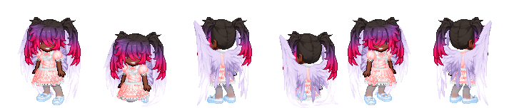 Pastel Angel by linasue51