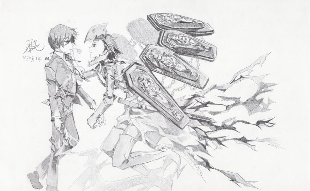 Persona3 by Shiratorri