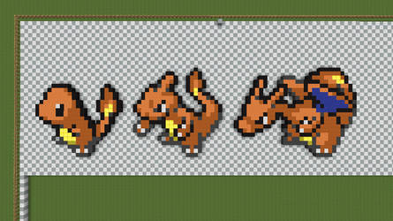 Kanto Pokemon Pixel Art On Minecraft Pixelart Deviantart See more ideas about pixel art templates, pixel art, pokemon. kanto pokemon pixel art on minecraft