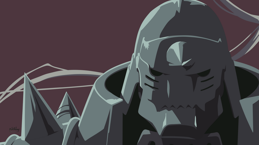 alphonse elric simplified wallpaper - photo #10