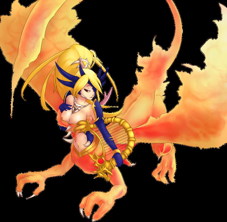 Lucifer Yugioh: Queen Dragoon By Estyy On DeviantArt
