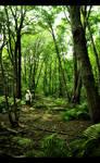 Mononoke - Forest Guardian