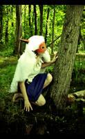 Mononoke - Into the Forest by da-rk