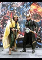 Avengers - Loki x Loki