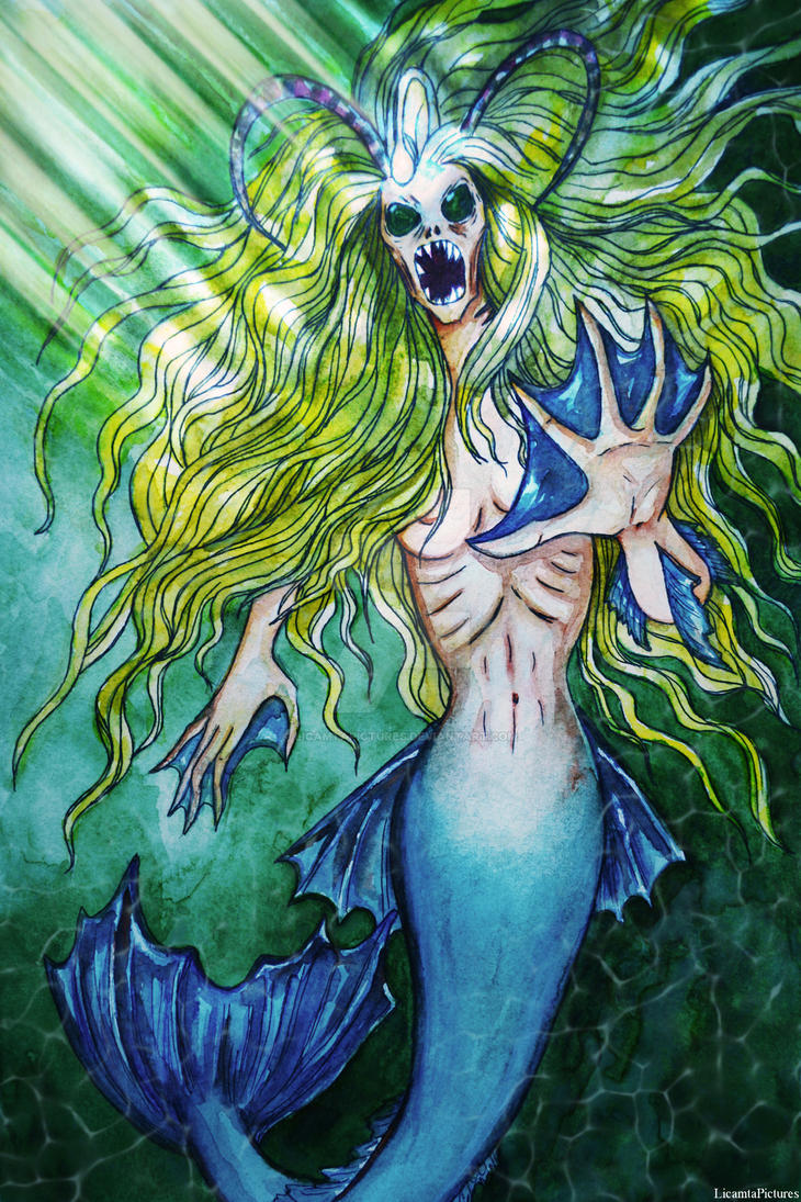 Fb11-Dream 3 Real Mermaid by LicamtaPictures