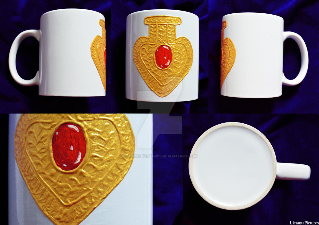Mr15-Mug 15. Turkmen National Jewelry-Brooch3 by LicamtaPictures