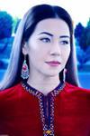 Turkmen Girl by LicamtaPictures
