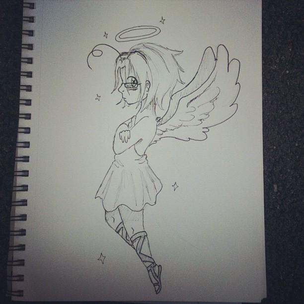 Angel Canada by TriBlackSheeps