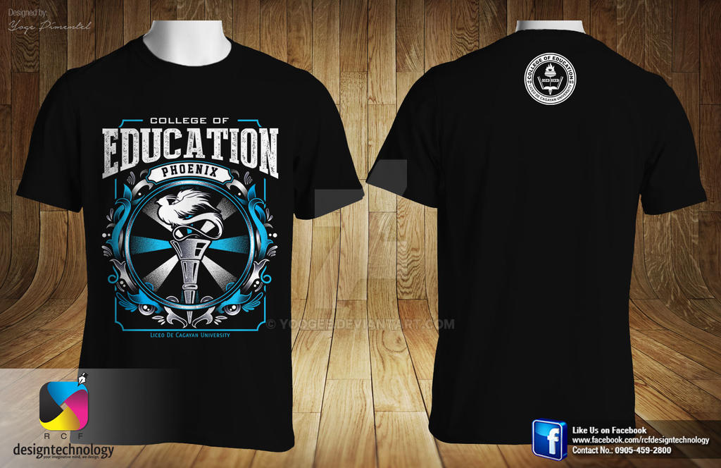 college of education t shirt design by yoogee on deviantart