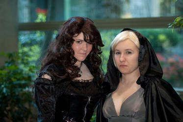SCon11 - Black Sisters by wildmage007