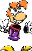 Rayman by Cougar200