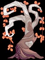 Large Tree by Plush-Bean
