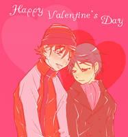 valentine by wulfmune