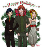 happy holidays offbeat