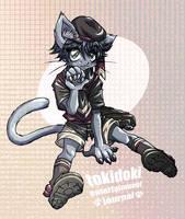 kitty01 by wulfmune