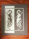 Double Dragon... by Johny-Leek-Sama