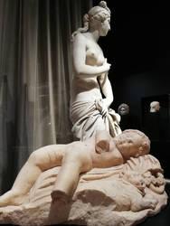Baby Eros dreaming...
