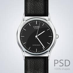 Casio MTP-1154 Watch by xlam