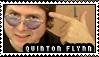 Quinton Flynn Stamp by Ashidanza