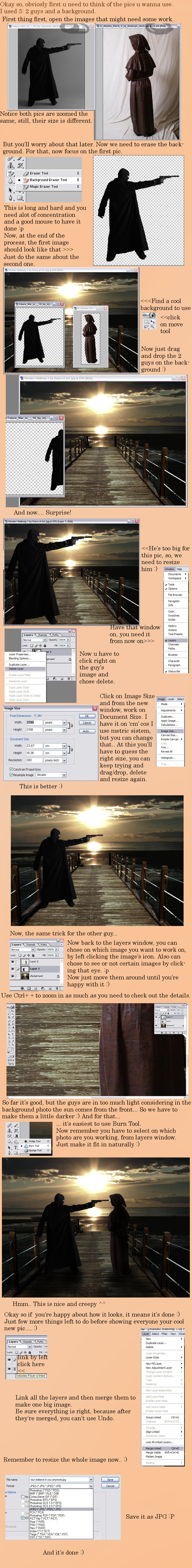 Tutorial, My First by kJz