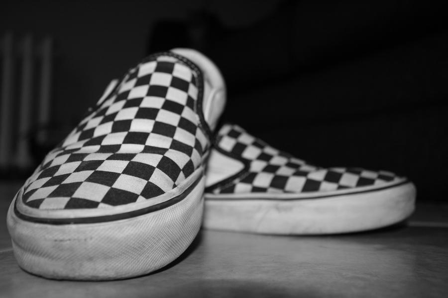 check vans shoes