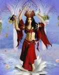 Lakshmi by angelbuffy