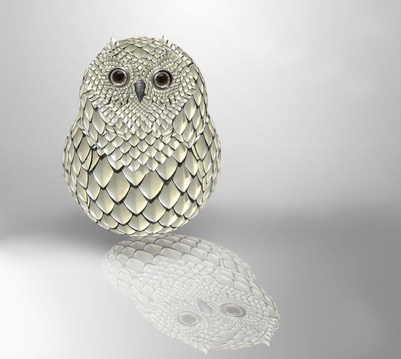 Metal Bird by angelbuffy