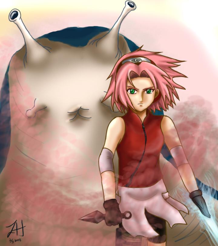 Neo Sannin - Sakura by Athyra