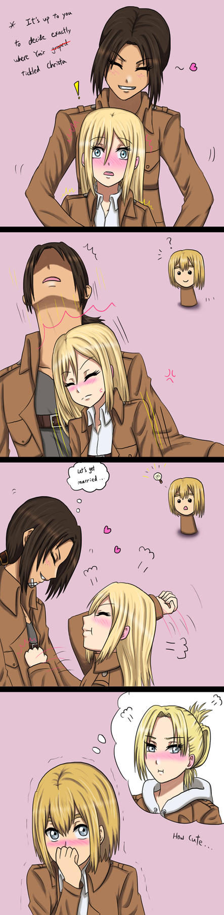 Shingeki no Kyojin(Attack on Titan) - Page 6 Snk___tickles_page1_by_athyra-d697o8g
