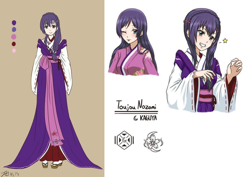 LL Kaguya - Toujou Nozomi by Athyra