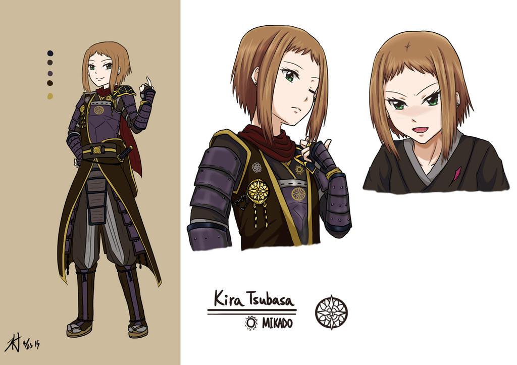 LL Kaguya - Kira Tsubasa by Athyra