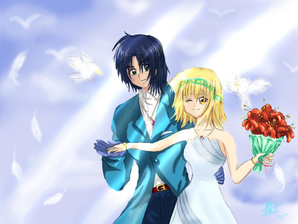 cagalli and athrun ending a relationship