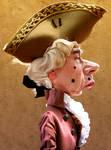 Arrogance - A Caricature Study