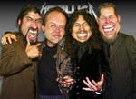 Metallica - A Group Caricature