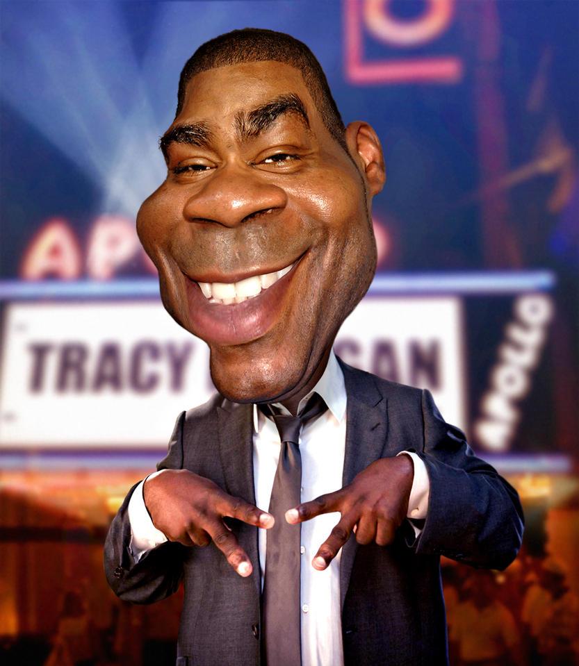 Comedian Tracy Morgan by RodneyPike