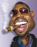 Kanye West - FHM commission