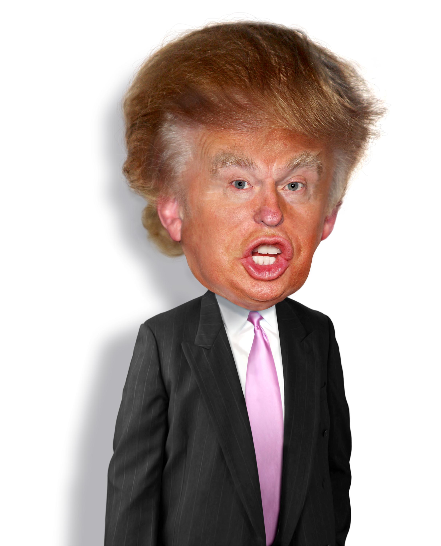 даже прикольные картинки дональд трамп они такие разные