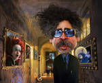 Tim Burton - One Man Show