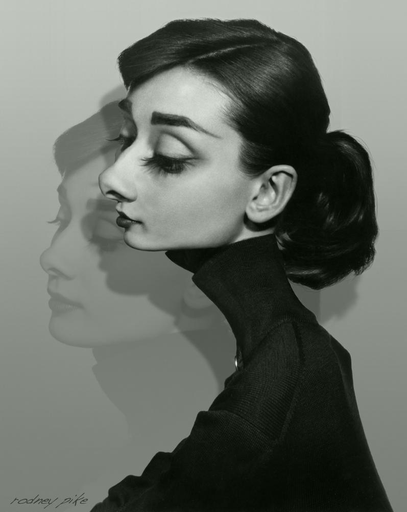 Audrey Hepburn Profile Picture Impremedia Net