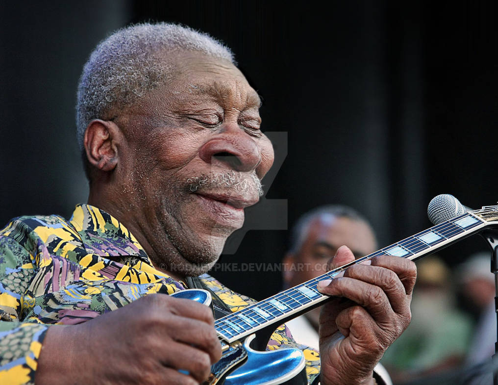 The King of Blues BB King