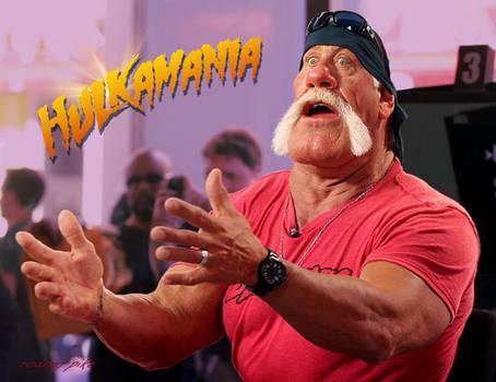Hulk Hogan - A Caricature Study