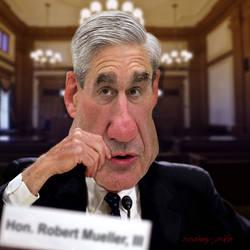Robert Mueller - Collusion Investigation by RodneyPike