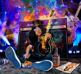 Slash - Shredded by RodneyPike