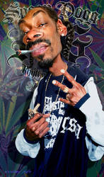 Snoop Dogg - Increasizzle the Pizzle by RodneyPike
