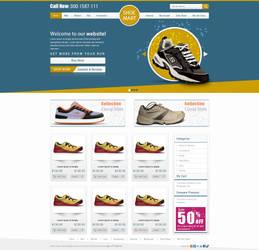Shoes Mart by irfan96