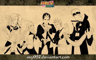 Naruto Eledia Launch by osy057