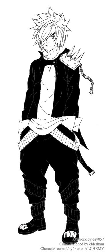 Raiden Raikubo  Commission___Kurai_Shiryou_by_osy057