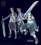 Evolution of Ryo