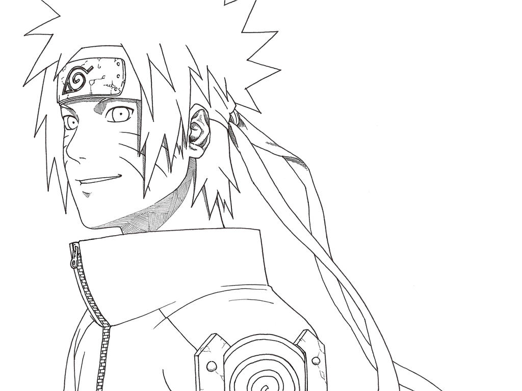 Adult naruto by osy057 on deviantart for Naruto colored pages