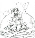 Cats and Dolphins